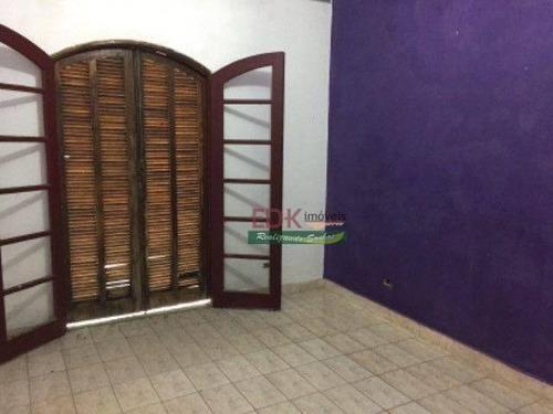 Imagem 1 de 9 de Casa Com 2 Dormitórios À Venda, 210 M² Por R$ 202.000 - Jardim Das Lavras Mirim - Suzano/sp - Ca6361