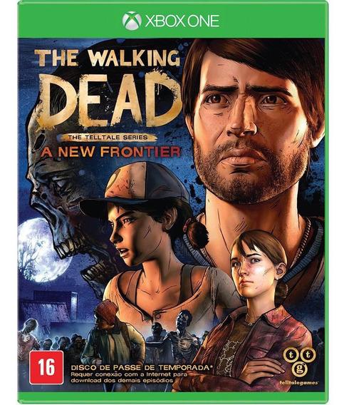 Jogo The Walking Dead A New Frontier - Xbox One Mídia Física