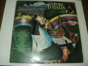 Disco De Vinil - Sapore D`italia-marco Antônio