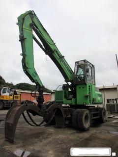 Maquina Para Movimentação De Madeira