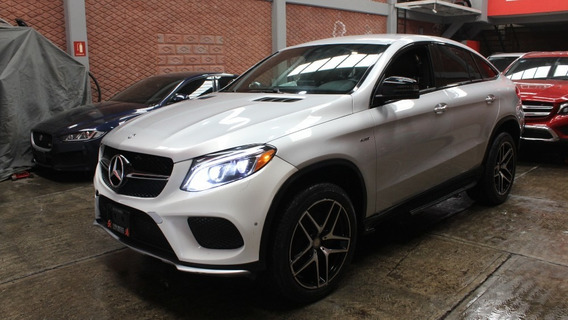 Disauto Mercedes Benz Gle 450 Sport Coupe ////amg Gps 2017