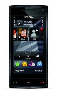 Celular Antigo Raro Nokia X6 X6.00.1 16gb