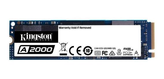 Disco sólido interno Kingston A2000 SA2000M8/500G 500GB