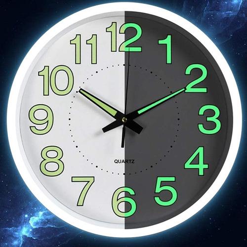 Imagen 1 de 9 de Reloj De Pared, Reloj Digital Inteligente,de Pared Moderno