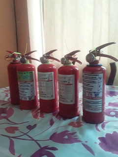 Recarga De Extintores De Auto Y De Locales A Domicilio