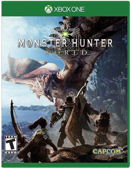 Monster Hunter World - Xbox One - Nacional
