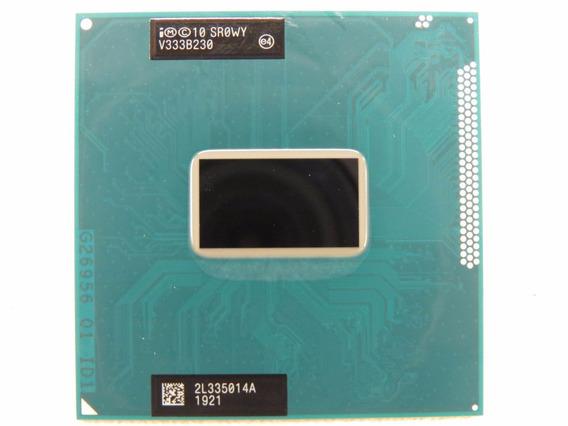 Processador Notebook Intel Core I5 De 3° Geração Sr0wy
