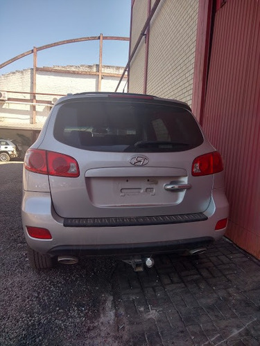 Sucata Hyundai Santa Fé V6 2007/2008 Gasolina