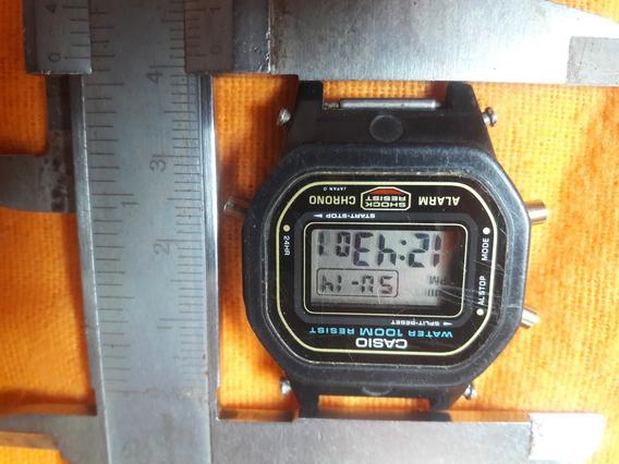 Relógio Antigo Mini G-shock Casio Dw-500 Raro Leia Descrição