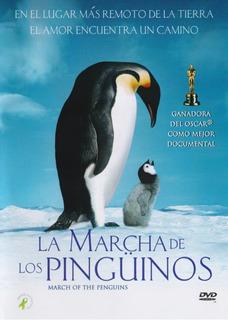 La Marcha De Los Pinguinos Documental Dvd