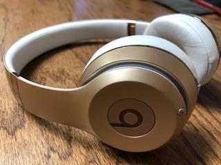 Audífonos Beats Solo 3 Wireless Con Detalle