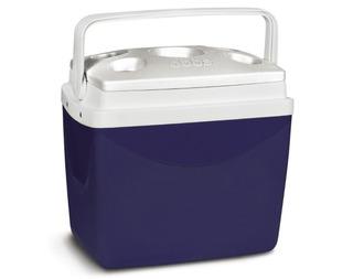 Caixa Térmica Smart 32 Litros Cooler Azul 45424 - Obba