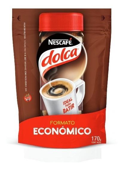 Nescafé Dolca Torrados 170gr Nestlé Oficial