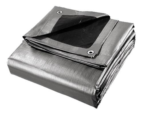 Cubrepileta Cobertor Pileta 10x5 Metros 30 Ojales Rafia Plus