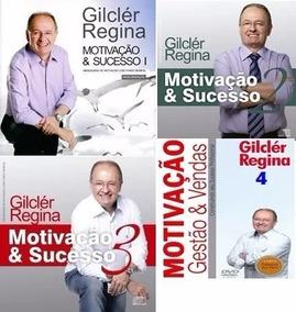 Treinamento Motivacional Vol 1 Ao 4 Gilclér Regina (cd)