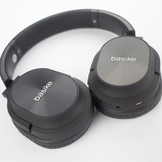 Fone De Ouvido Bluetooth Ba-fon0017 Basike Félix Acessórios