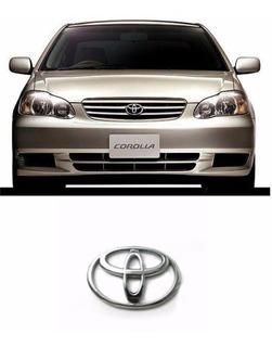 Emblema Insignia Parrilla Corolla 2003 2004 2005 2006 07 08