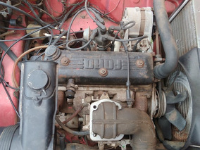Motor Parcial Ford Pampa Cht