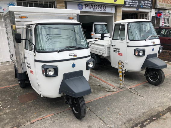 Motocarro Piaggio Carga. Diesel