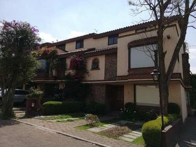 Renta Casa En Condominio En San Bernabe