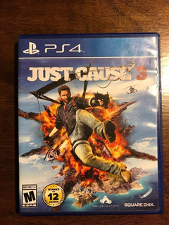 Just Cause 3 Ps4 - Físico - Cordoba