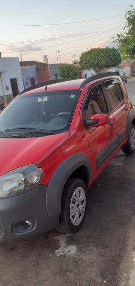 Fiat Uno 1.0 Way Flex 5p 2011