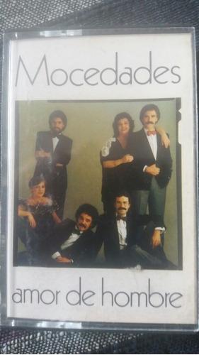 Cassette De Mocedades Anor De Hombre  (641