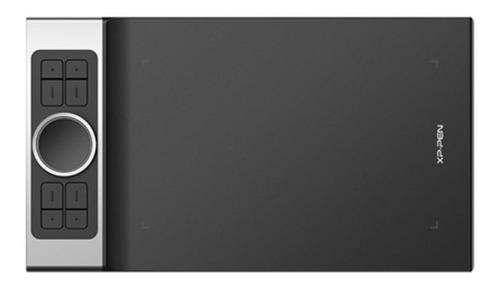 Imagen 1 de 2 de Tableta digitalizadora XP-Pen Deco Pro Small  negra y plata