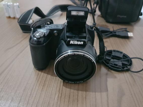 Camera Semi Pro Nikon Coolpix L820
