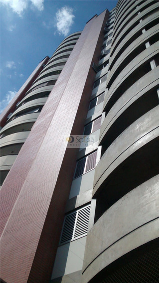 Apartamento Residencial À Venda, Botafogo, Campinas. - Ap0172