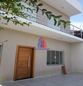 Sobrado Com 3 Dormitórios À Venda, 170 M² Por R$ 450.000,00 - Parque Novo Mundo - Americana/sp - So0060