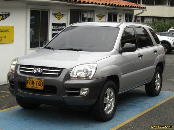 Kia Sportage At 2000 4x4