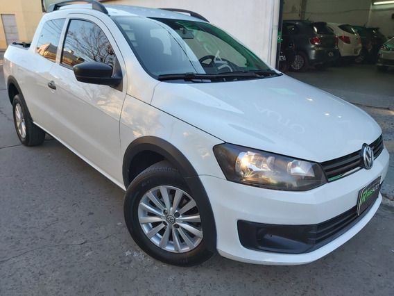 Volkswagen Saveiro Doble Cabina Power 1.6 2016.