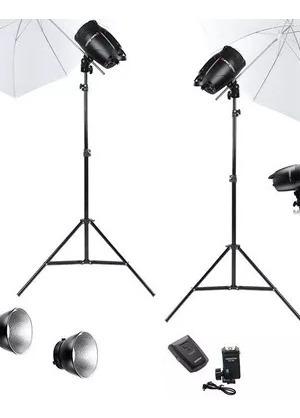Estúdio Fotográfico Greika 500w