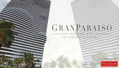Exclusivo Departamento En Gran Paraiso Miami Piso 46
