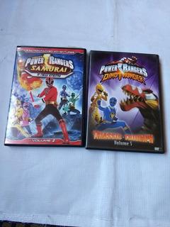 Power Rangers Vol 1 Y 5 Precio Por Cada Pelicula Dvd Origina