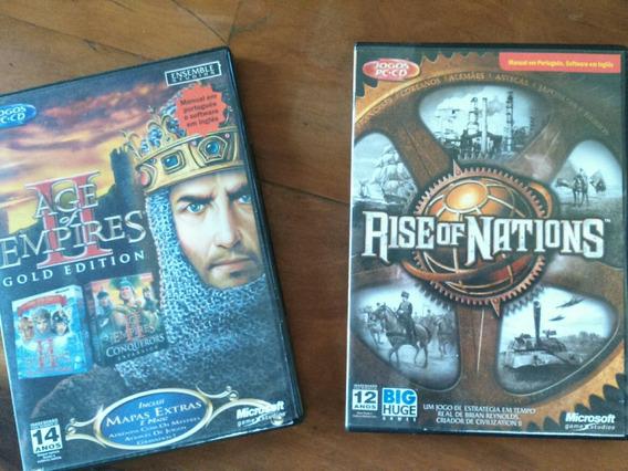 Rise Of Nations Microsoft Age Ja Vendido