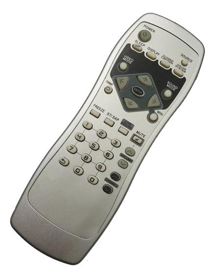 Controle Remoto Tv Lcd E Plasma Gradiente Crp42 / Plt 4230