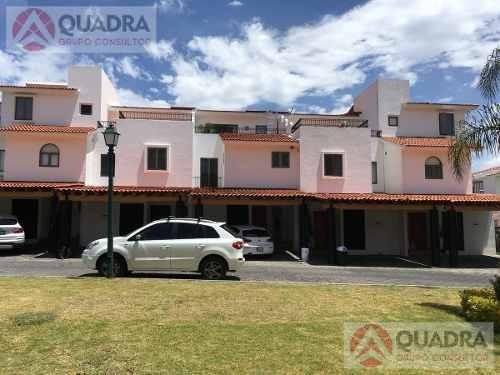 Casa En Renta En La Vista Country Club San Andres Cholula Puebla