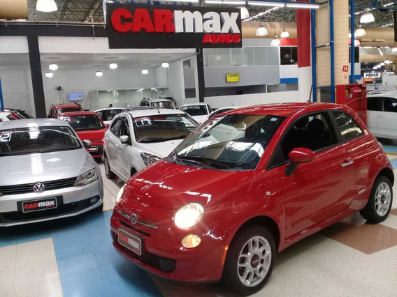 Fiat 500 1.4 Cult Flex Ímpecavel
