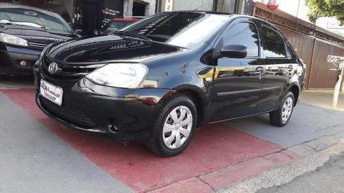 Etios Xs Sedan1.5 Flex 16v 4p Mec.