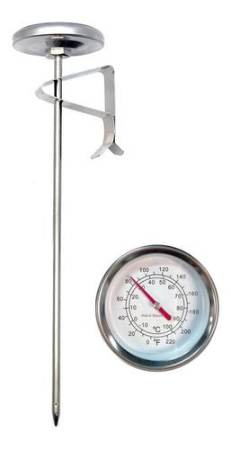 Termometro Con Pinza Para Baristas