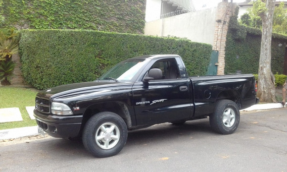 Dodge Dakota 3.9 Sport 2p Cs Aut Completo