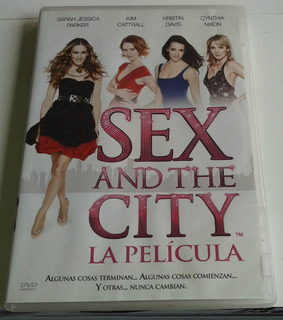 Sex And The City La Pelicula Edicion 2 Dvds Made In Mexico