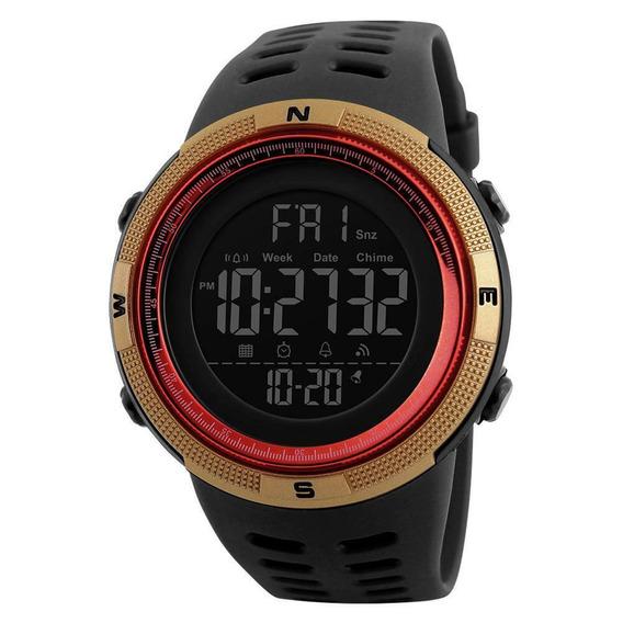 Relógio Skmei 1251 Masculino Militar Digital Varias Cores