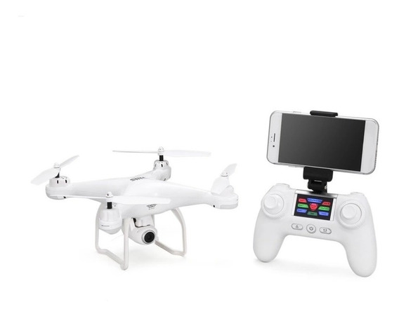 Drone C/ Acessórios Extras + Gps