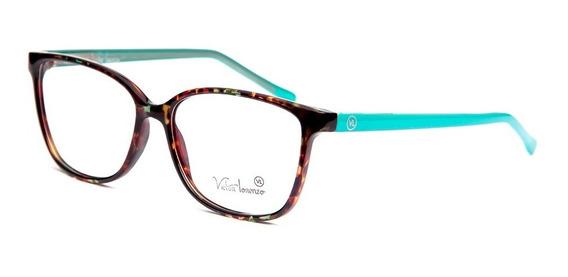 Victor Lorenzo Vl 34 Óculos De Grau