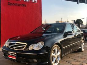 Mercedes-benz Clase C 2.5 230 K At