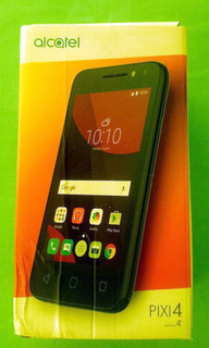 Celular Alcatel Pixi 4 Android 6 Nuevo