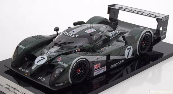 Bentley Speed8 #7 Le Mans 2003 1:18 True Scale Tsm Ñ Autoart